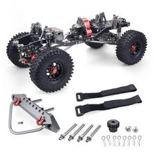 RC Racing CNC Aluminum Metal and Carbon Frame for RC