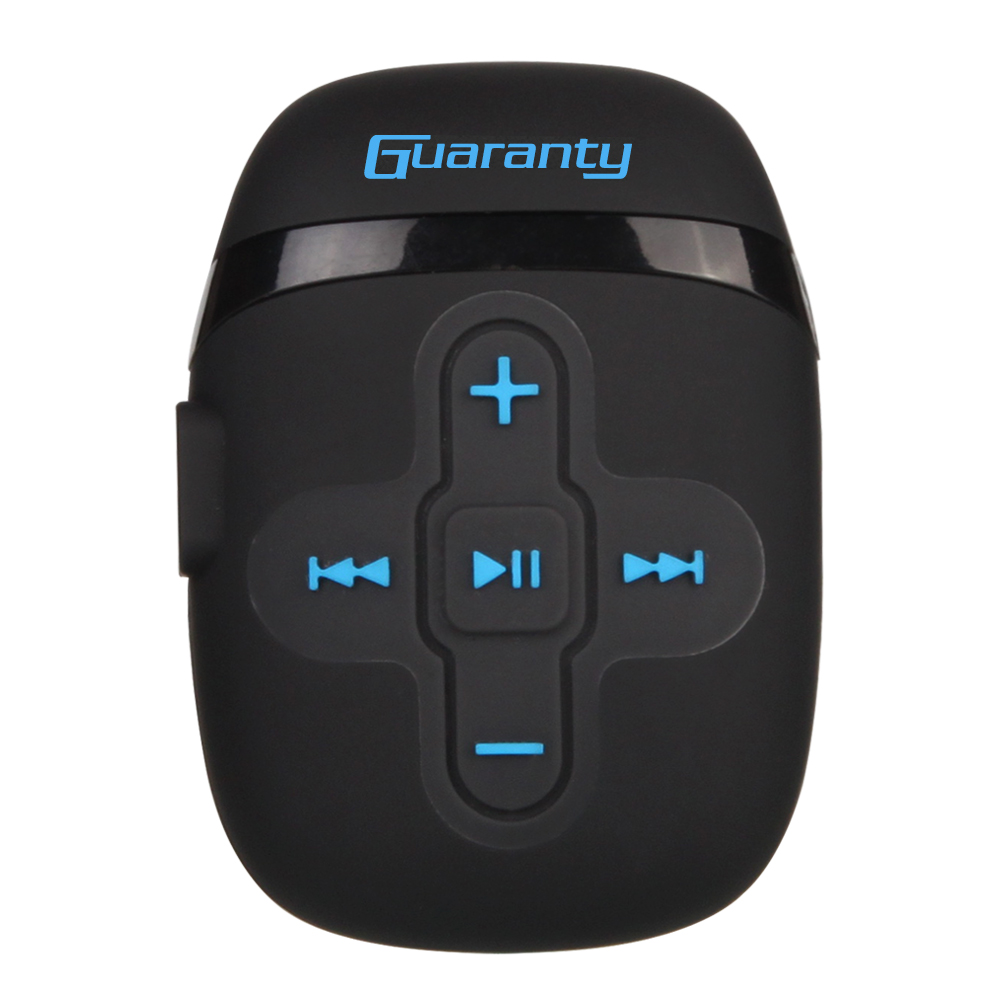MP3 Player 8GB IPX8 Waterproof Music Player With Headphones Clip MP3 Player Design For Swimming Running Diving Sports