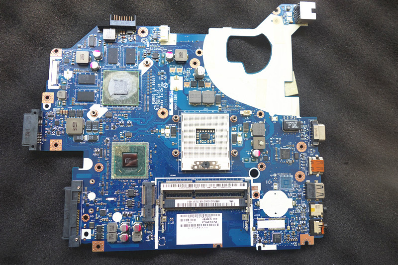 Laptop Motherboard for Acer 5750 5750g system motherboard LA-6901P Main board Graphics GT630M image