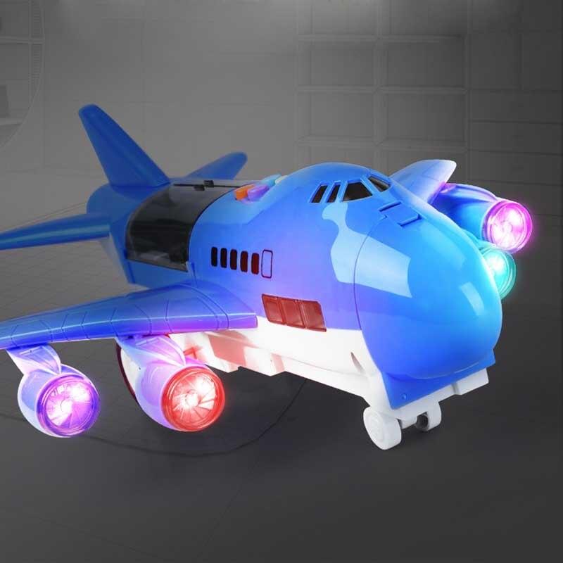 Simulação Pista Inércia Crianças Simulação Avião de