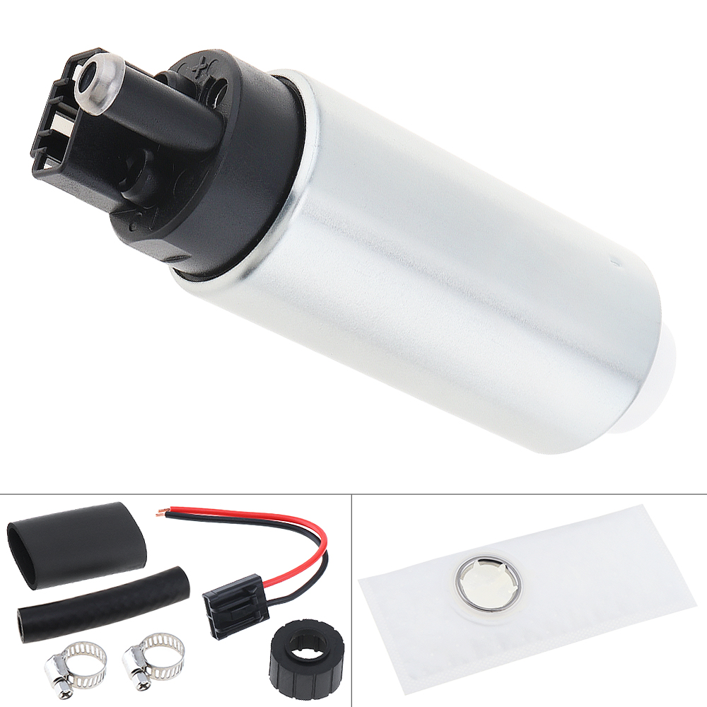 340LPH High Pressure Flow Fuel Pump Kit for Ford Mustang 97-85 GSS340