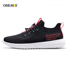 ONEMIX Men Running Shoes Trail Fashion Sneakers Tennis Sports Casual Walking Athletic Fitness Indoor and Outdoor for Women