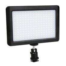 Portable 192Pcs LED Shooting Light SLR Camera Fill Light Video Camera Live Light K3NB