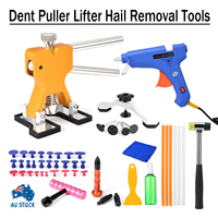 Car Body Paintless Dent Hail Repair Puller Lifter For Car Hand Tool Pulling Bridge Hammer Car Dent Puller Tabs Removal Kits