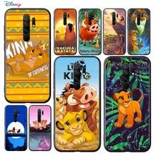 Hoạt Hình Disney Hoạt Hình Vua Sư Tử Cho Xiaomi Redmi 9A 9C 9 Thủ Đi 8A 8 7A 7 S2 6A 6 5 Pro Plus TPU Dẻo Silicone Ốp Lưng Điện Thoại