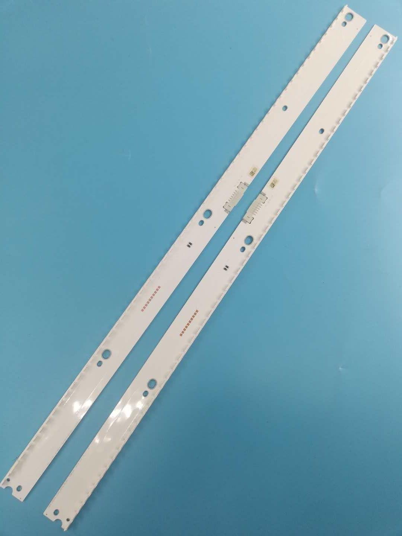 LED Strip For Samsung 49'' BN61-13349B CY-VK049HGLV4H CY-VK049HGLV7H UE49MU6400 UE49MU6500 UE49KU6670 UE49MU6472 UE49KU6659