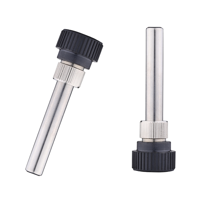 3 In 1 Electric Soldering Iron Handle Accessories For 936 Solder Iron Head Cannula Iron Tip Bushing