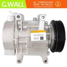 High quality  CWV615M ac compressor for Nissan X-Trail 2.0i 01' 6PK 92600-AU000 92600-AU010 3K61045010