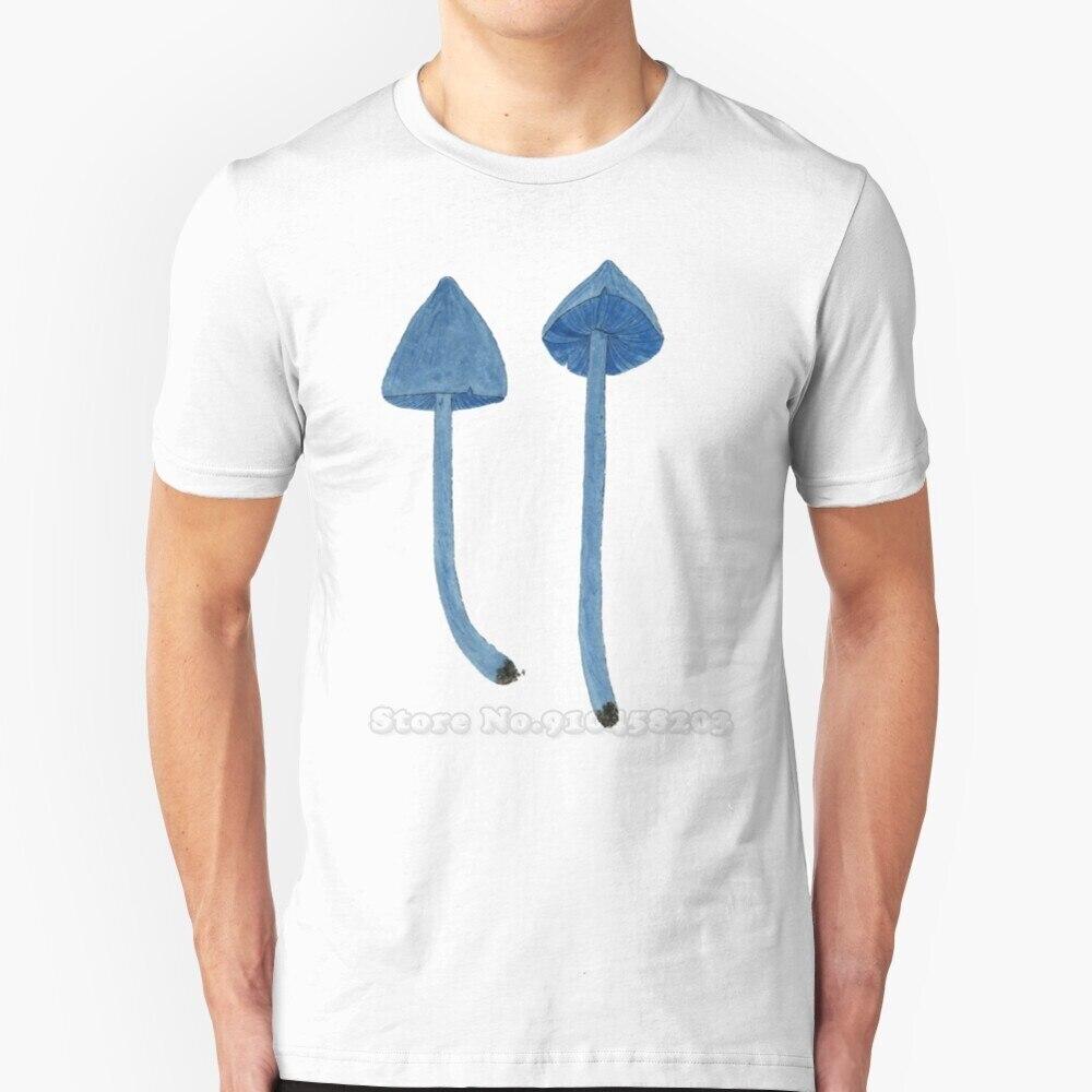 Hochstetteri rhodophyllus por kay smith nova tendência camiseta masculina verão de algodão de alta qualidade topos planta agricultura