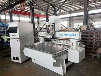 Atc carpintería cnc router 1212 1325 pequeña máquina de tallado de madera 3d precio