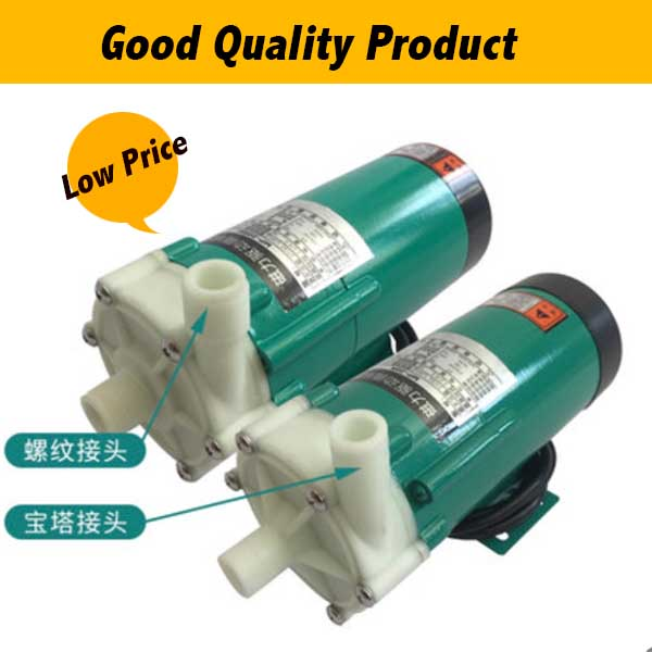 MP 15R RM 50HZ 60HZ Non Leakage Mini Liquid Pump Magnetic Drive Circulation Centrifugal Pump