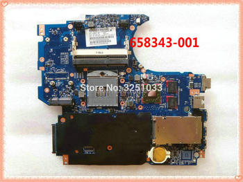658343-001 for HP ProBook 4530s 4730S Notebook 4530s 4730S Motherboard HM65 DDR3 All functions 100% fully Tested!Free Shipping