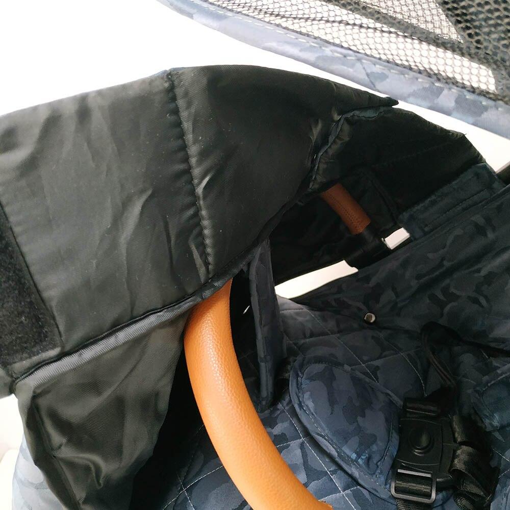 Ветрозащитная накладка на ножки коляски для серии Yoya Plus, оригинальные детские аксессуары Yoya Plus -2/-3/-4/-max/-pro 5