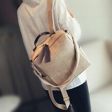 Sac à dos en cuir rétro femmes, sacoche multifonction avec fermeture éclair, sacoche décole de mode pour adolescentes, sacoche à épaule
