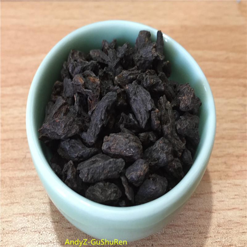 Chinese High Quality YunNan Puer Tea Fossil Jujube Fragrance Pu'er Tea Green Food For Weight Loss Health Care Kung Fu Tea