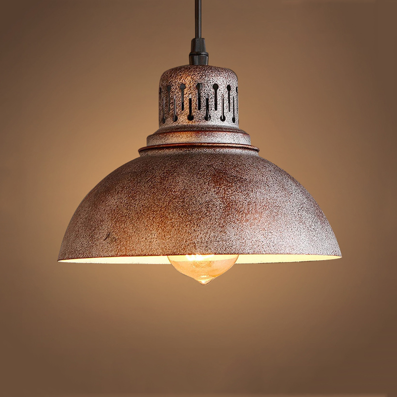 Vintage Loft Retro Lights Lamps Industry Wind Bar Cafe Restaurant Pub Club Office Aisle Restaurant Hall Stair Chandelier