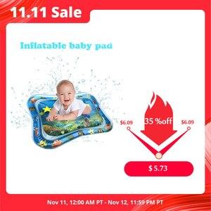 Image 2 - 夏インフレータブル水マットのための安全クッションアイスマット早期教育赤ちゃんのおもちゃ