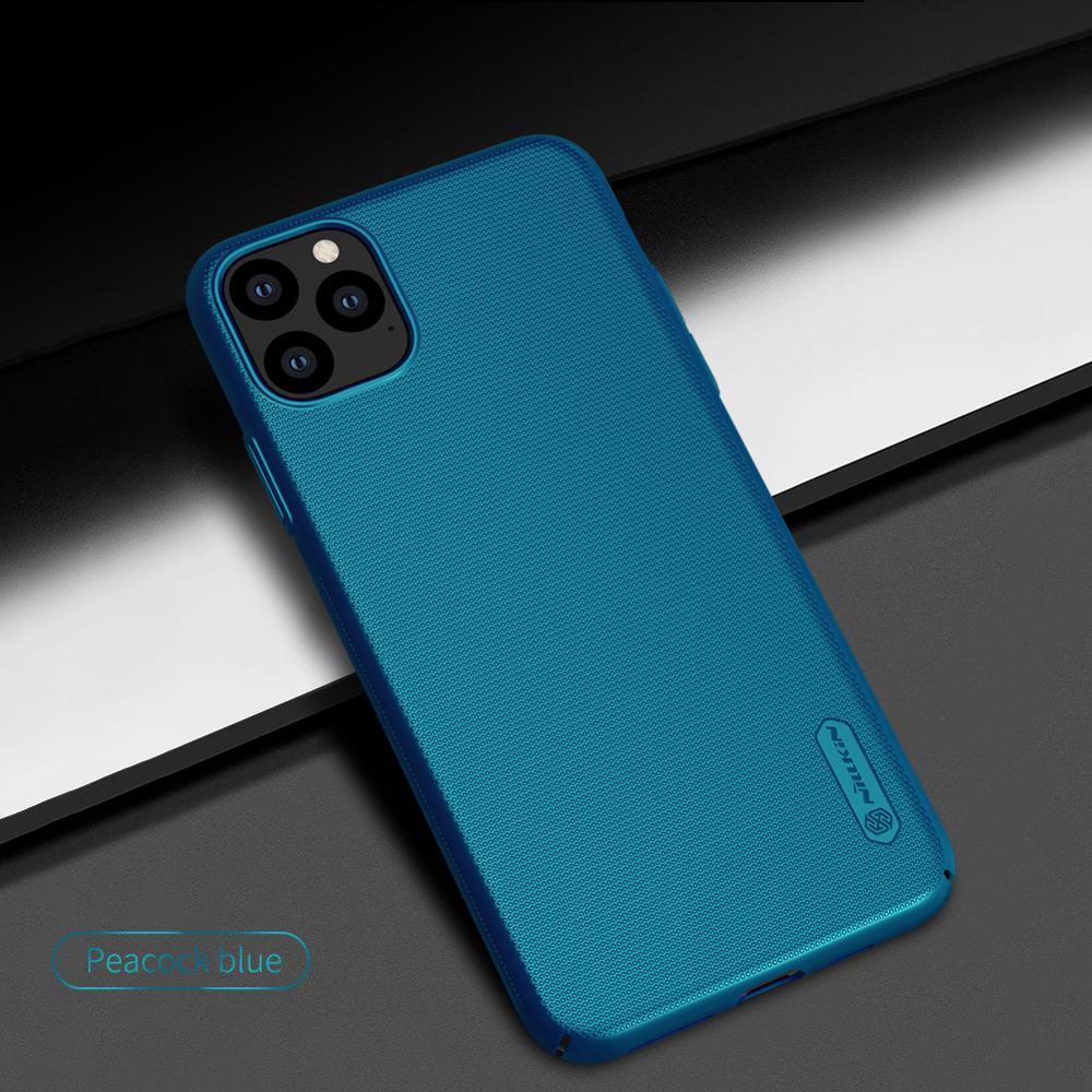 iPhone 11 Pro Max X Xr Xs 8 7 Case Cover Nillkin Frosted Shield Hard - Բջջային հեռախոսի պարագաներ և պահեստամասեր - Լուսանկար 6
