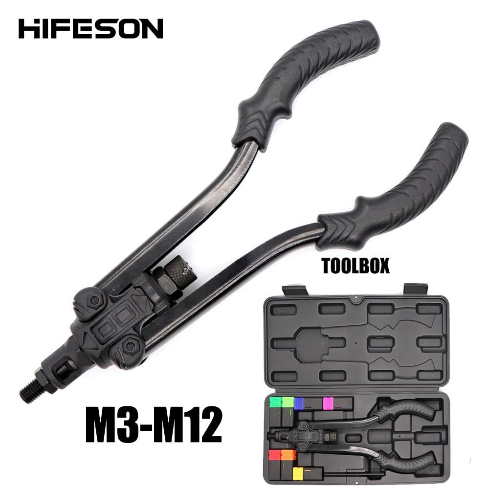hand-threaded-rivet-nut-guns-617-619-insert-manual-riveter-nut-riveting-rivnut-tool-for-nutsheavy-hand-inser-nut-tool