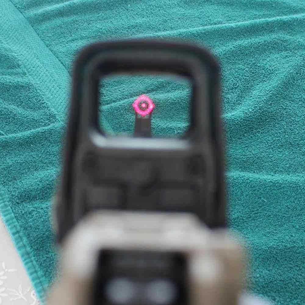 551 552 553 merah Hijau Dot Holographic Sight Lingkup Berburu Red Dot Reflex Sight Riflescope Dengan 20mm Mount Airsoft gun
