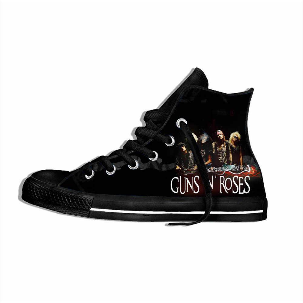 Guns 'n Roses high top sneakers | Chaussure