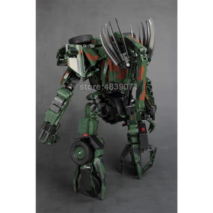 Image 2 - TF jouets figurines daction GOD09 GOD 09 G1, peinture de Camouflage, peinture de rêve, déformation des cadeaux de noël, Transformation