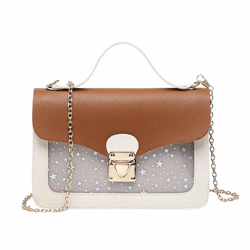 Femmes mode fermeture éclair paillettes petit sac à main en cuir de cerf sac de téléphone portable sac à bandoulière dames fourre-tout sac à main sacs de messager #