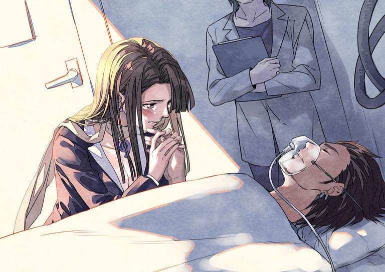 "【P站美图】泪流不止。""这是什么好忧伤""特辑"