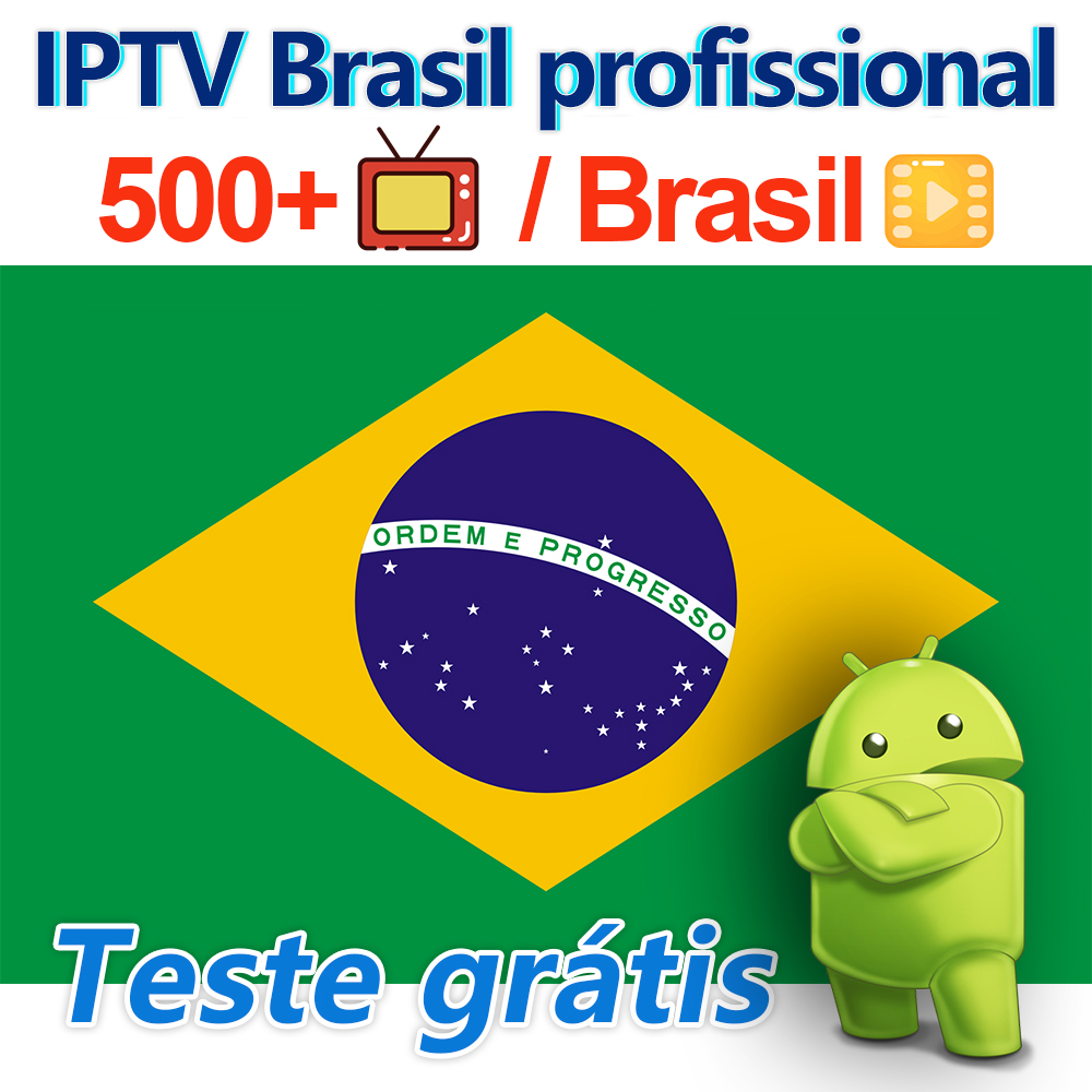 IPTV Brazil Android M3U IPTV Subscription Portuguese Smart IPTV Code WSTV Brasil Subscription Brazil IP TV