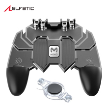 Ak66 Pubg Mobile Controller Gamepad Gaming Phone Pupg Trigge
