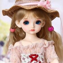 OUENEIFS ריטה BJD YOSD בובת 1/6 גוף דגם תינוק בנות בנים באיכות גבוהה צעצועי חנות שרף דמויות
