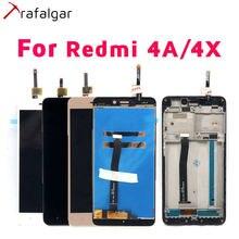 טרפלגר LCD עבור Xiaomi Redmi 4A LCD תצוגת Redmi 4X תצוגת מגע מסך לxiaomi Redmi 4A תצוגה עם מסגרת טלפון להחליף