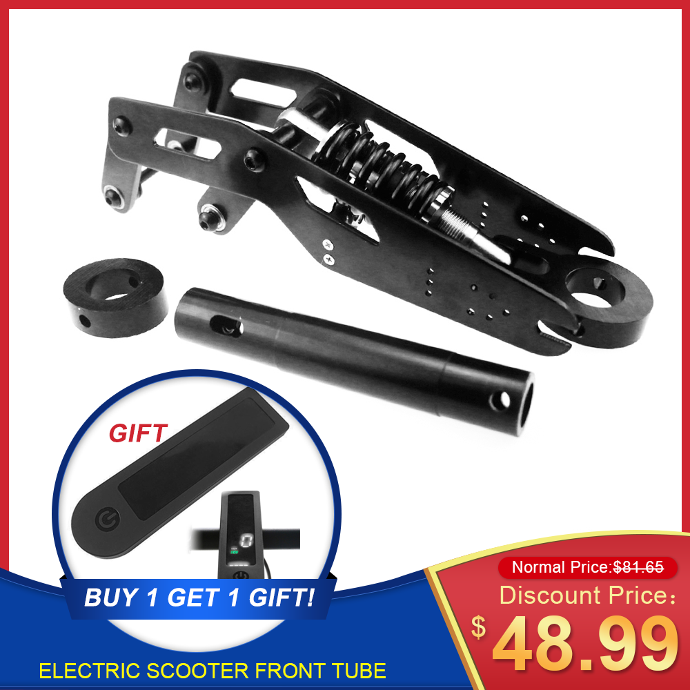 Electric Scooter Front Tube Shock Absorption Part  Front Suspension Kit For Xiaomi Mijia M365 Bird MI And M365 Pro Accessories