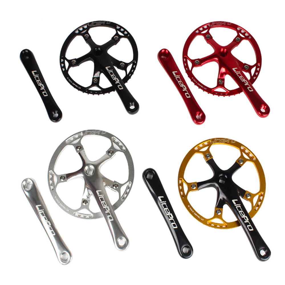 32T OR 36T Single Speed Crankset  for Mountain Road Bike Fixed Gear Bicycle