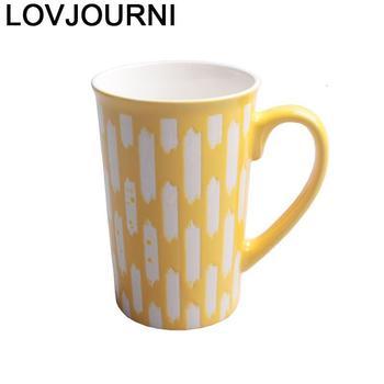 Creative Coffe Koffie Kopjes Cute Tazzine Caffe De Cafe Vajilla Taza Ceramica Funny Novelty Coffee Travel Caneca Cup And Mug