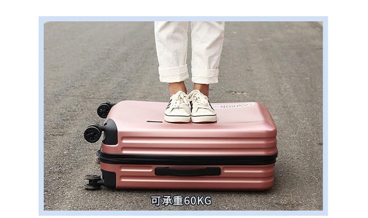 Leinasen popular moda rolando bagagem 18 20