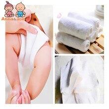 20 pc/lote 3 camadas almofada de fraldas de pano de bebê/inserções de fraldas/microfibra lavável/reutilizável