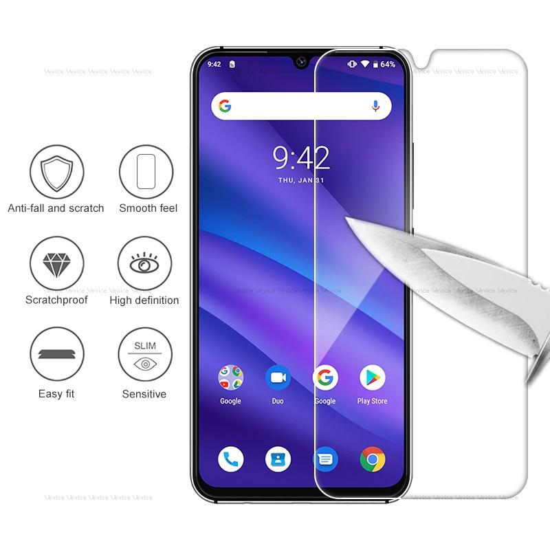 "For Umidigi A5 Pro X Tempered Glass Protective Glass Screen Protector For UMIDIGI A5 PRO 6.3"" Mobile Phone Film For Umi X 6.35"""