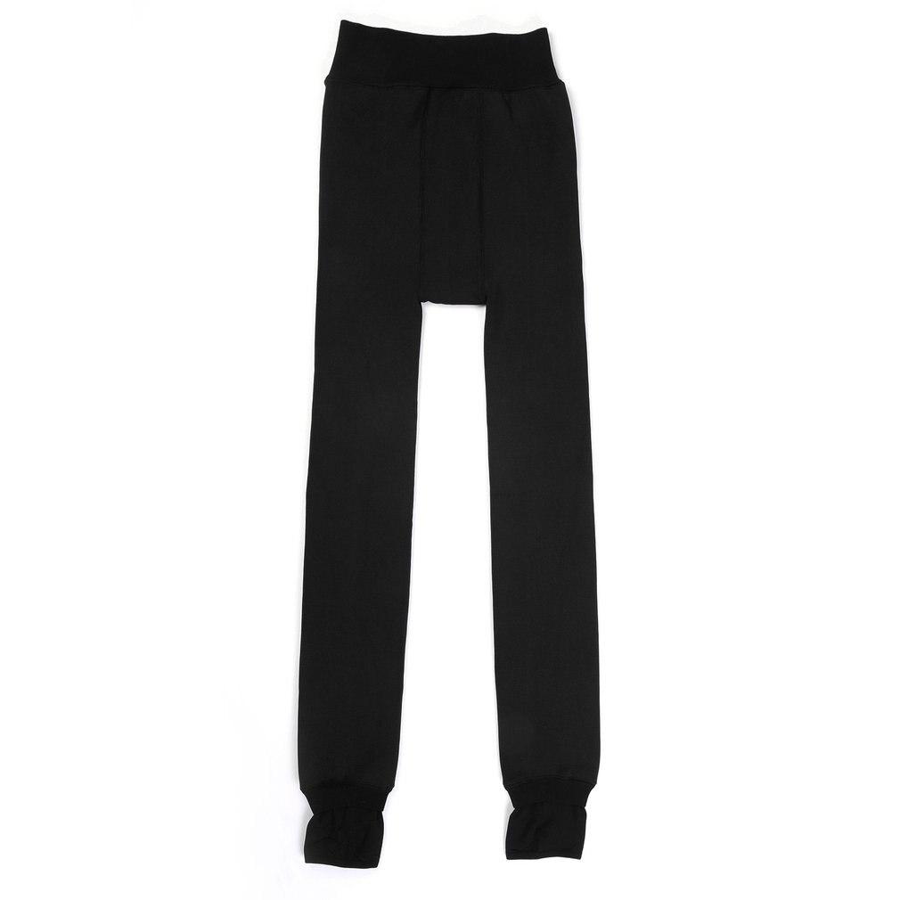Winter Warmth Plus Thick Leggings High Elasticity Slim Fit Women Plus Velvet Legging With Heels Plus Size 7 Colors To Choice