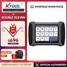 XTOOL A80 Mit Bluetooth/WiFi Auto OBD2 Full System Diagnose tool Auto Repair Tool Code Reader Scanner Leben Zeit freies Update