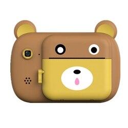 A7 Kinder Kamera Mini Digital Kameras Nette Tragbare Cartoon Kameras Kamera mit Foto Druck Funktion