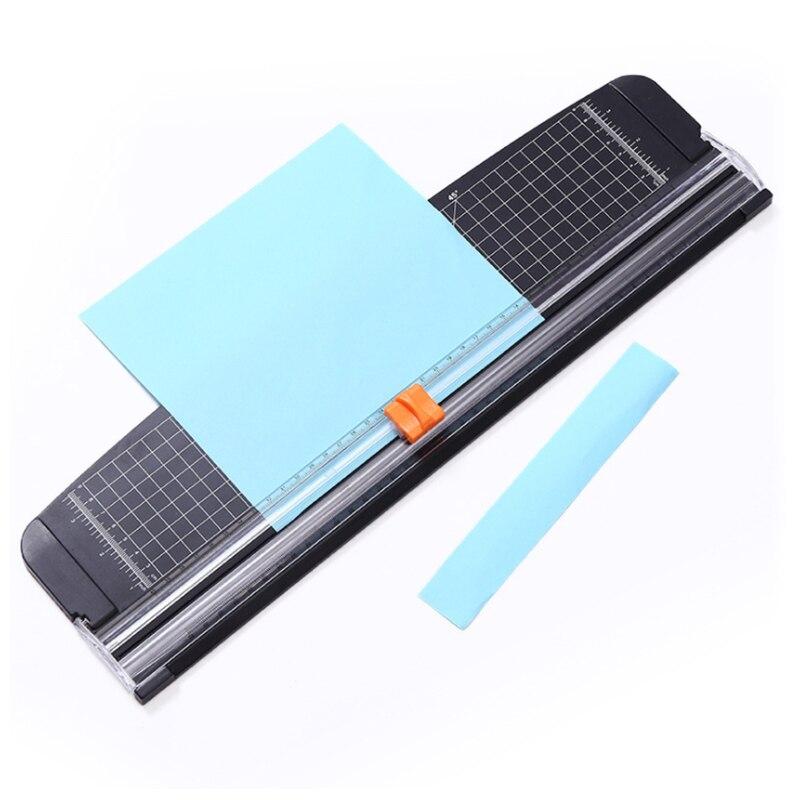 Сверхмощный A3 фото гильотина для резки бумаги карты художественный триммер A3 машина для резки бумаги Скрап лезвия для офиса DIY питания