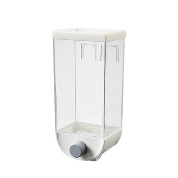 Minimalist Wall Mounted Airtight Food Storage Box 4