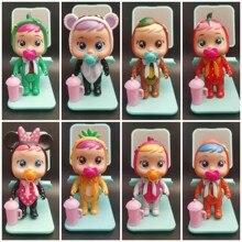 Você pode escolher bonecas chorando, meninos do bebê, bonecas sprinkler, meninas, bonecas de bolso polly vai chorar. Presentes para crianças dos pais
