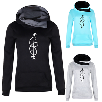 2020 Hot Sale Women Fashion High Neck Sweater Without Hood Ladies Solid Color Sweater Fall Casual Ladies Clothing 2020 hot sale women fashion high neck sweater without hood women solid color sweater winter casual ladies clothing