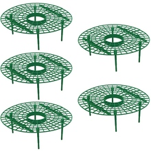 15 Pack Strawberry Plant Supports Growing Support Rack Avoid Rot Frame Lightweight Tool