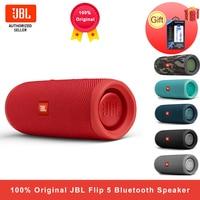 Altoparlante Bluetooth JBL Flip 5 originale Mini portatile IPX7 impermeabile senza fili Stereo per esterni