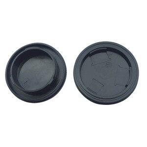 Image 4 - 10 par korpus aparatu cap + tylna pokrywa obiektywu do Sony NEX NEX 3 e mount