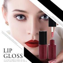 3.5g mat lipstick set 12 colors liquid lipstick tint mat velvet 24h long lasting nonstick Lipstick Is Not Easy Top губная помада