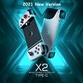 Игровой контроллер GameSir X2 Type-C для Xbox Game Pass, PlayStation Now, STADIA, GeForce Now 【 2021 новая версия 】